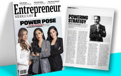 Entrepreneur ME Mag features Swae