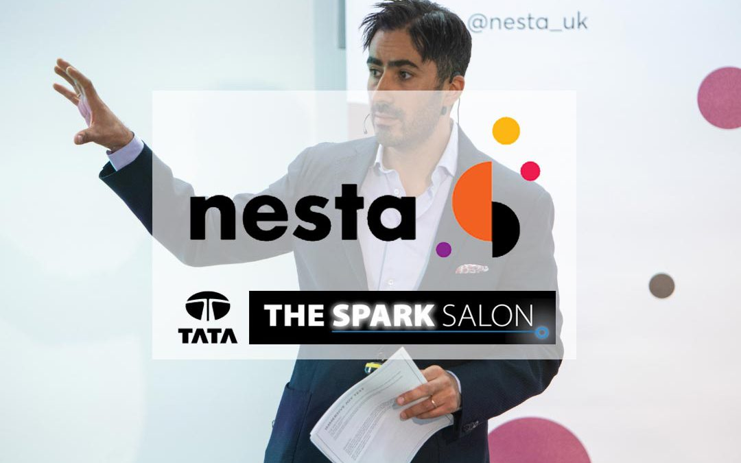 Spark Salon Podcast- Swae Democracy and Technology
