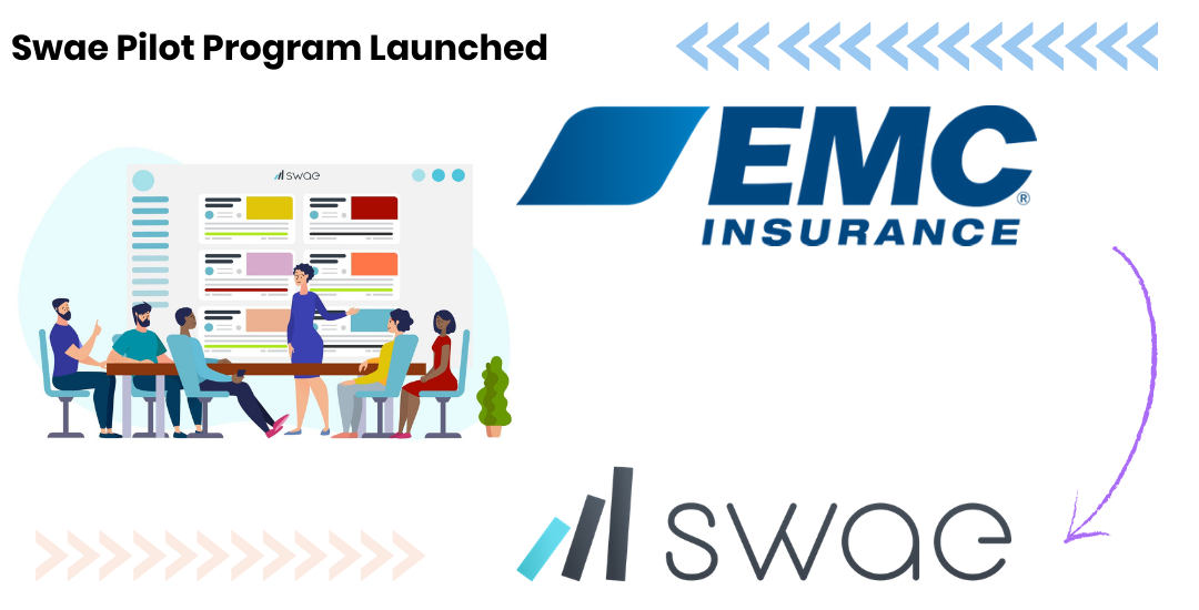 EMC Insurance Companies Partners with Swae to Unleash Workforce Creativity and to Crowdsource Ideas to Drive Culture and Strategic Innovation Initiatives