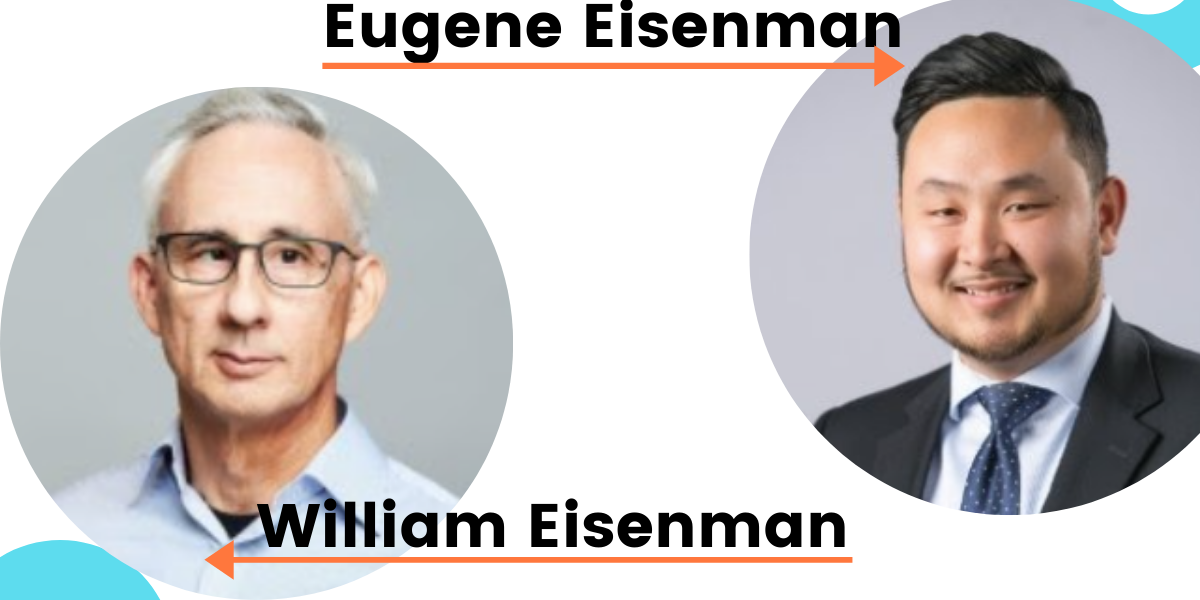 William and Eugene Eisenman Angel Investors In Swae